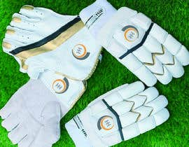 #42 for Wicket Keeping Gloves Design by jahedahmed01