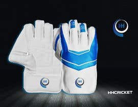 #48 for Wicket Keeping Gloves Design by jahedahmed01