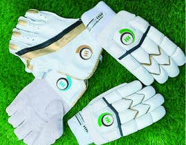 #56 for Wicket Keeping Gloves Design by jahedahmed01