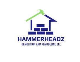 #88 for Hammerheadz Demolition and Remodeling LLC af Akuja