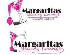 Nro 16 kilpailuun Design a Logo for Margaritas Beauty Lounge käyttäjältä fahmiwol