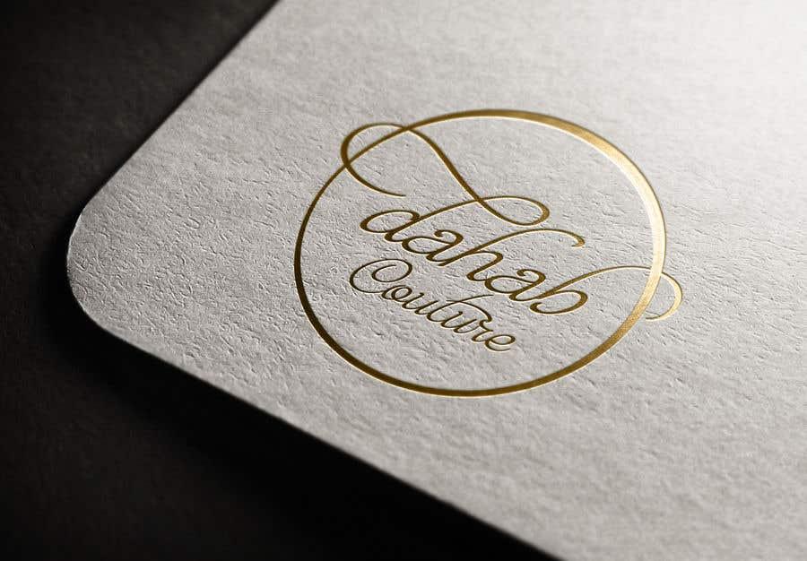 Конкурсная заявка №                                        193                                      для                                         Logo & Business Card Design for Women's Custom Couture Apparel and Wedding Store