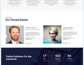 #46 untuk Create Additional Webpages For Existing Design oleh sharifkaiser