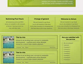 #5 for Re-Design a Website for a Residential Community Complex by NikCompany