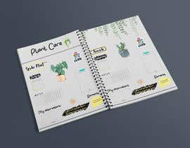 #4 for Design format for plant care journal/diary af SiddharthBakli