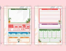 #11 for Design format for plant care journal/diary af bifariachmad