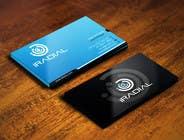 Design some Business Cards for iRadial için Graphic Design82 No.lu Yarışma Girdisi