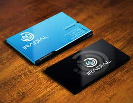 gohardecent tarafından Design some Business Cards for iRadial için no 82