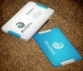 Design some Business Cards for iRadial için Graphic Design49 No.lu Yarışma Girdisi