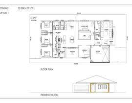 #16 for Floor Plan Design - Single Storey Dwelling - Amazing - House Plan - Architecture by weelin1986