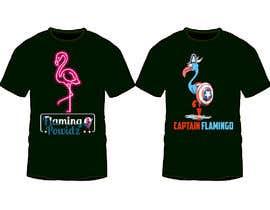 #150 for Flamingo T-shirts af ansercreation