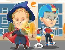 #26 untuk Kids heroes oleh andybudhi