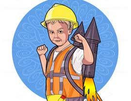 #39 untuk Kids heroes oleh ramjeevacartoons