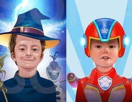 #40 untuk Kids heroes oleh manesomnath1