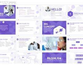 Nro 12 kilpailuun Build me a Google Slides Presentation template käyttäjältä hillsarmiee