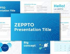 Nro 17 kilpailuun Build me a Google Slides Presentation template käyttäjältä hillsarmiee