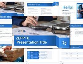 Nro 18 kilpailuun Build me a Google Slides Presentation template käyttäjältä hillsarmiee