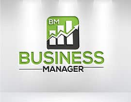 Nro 615 kilpailuun Logo & Favicon creation for App & Website (Business Manager ERP System) käyttäjältä joykhan1122997