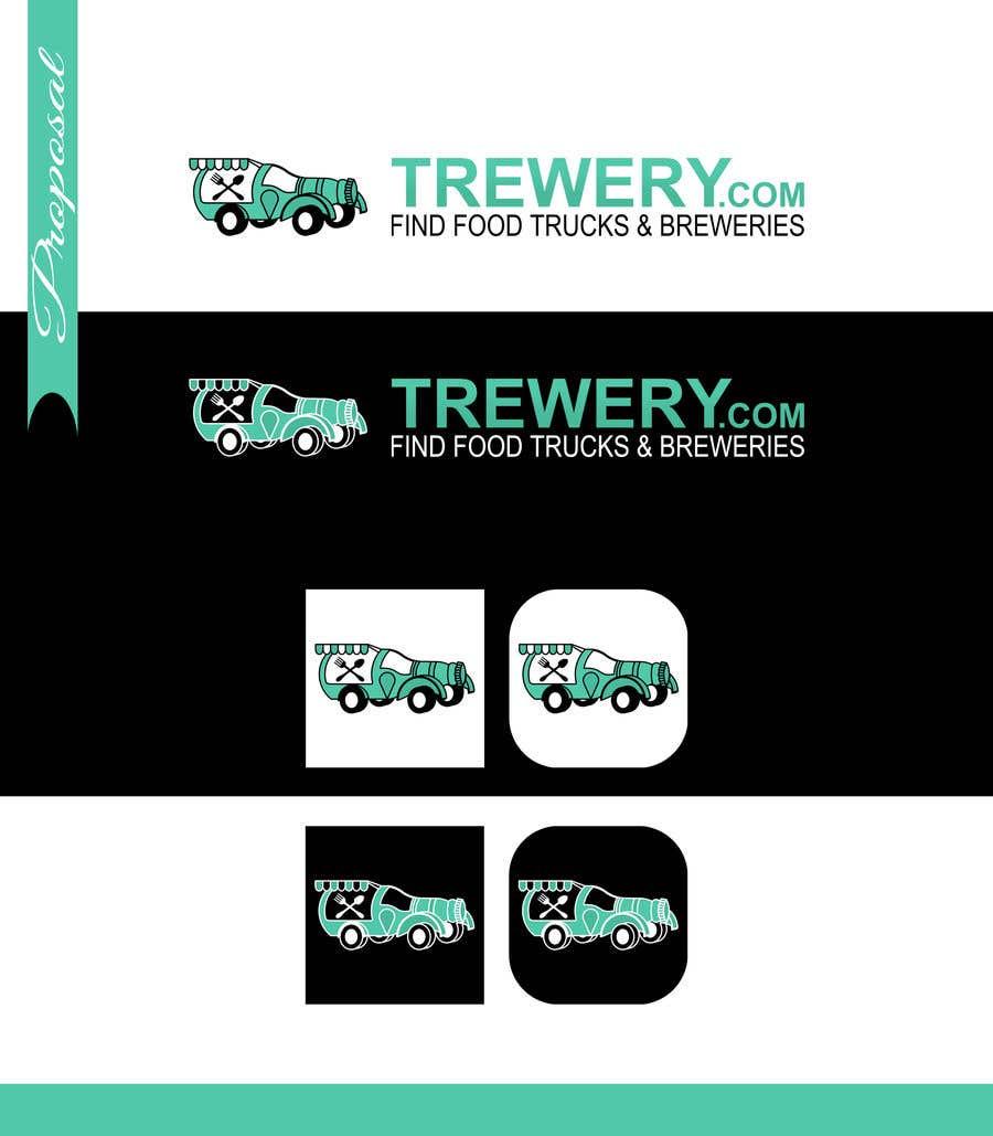 Penyertaan Peraduan #                                        151                                      untuk                                         Design a logo for my food truck website and app