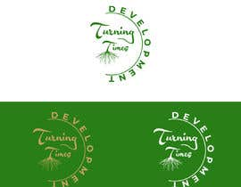 #203 untuk Create a logo for TURNING TIMES DEVELOPMENT oleh itimrankhan1992