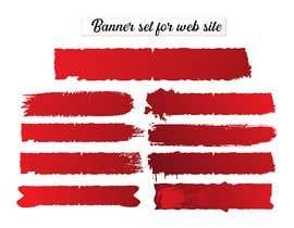 Nro 48 kilpailuun Simple Banners Design käyttäjältä diconlogy