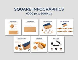 #29 for Info Graphic & Picture manipulation for Amazon store – Jpeg.  - 23/07/2021 16:00 EDT af leonorfczpires19