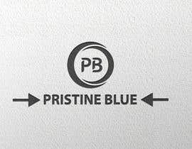 #129 for LOGO DESIGN- PB Pristine Blue af Sumonprodesigner