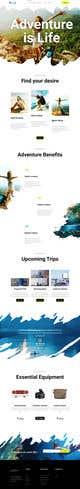Imej kecil Penyertaan Peraduan #                                                9                                              untuk                                                 Website for Event Information and Registration