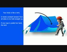 #60 untuk Swaying Tent Animation oleh rkumar1018