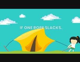 #35 untuk Swaying Tent Animation oleh mochamadkoswara