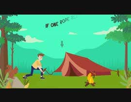 #63 untuk Swaying Tent Animation oleh momobimo
