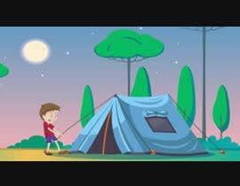 #19 untuk Swaying Tent Animation oleh rafaelM20