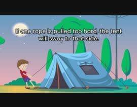 #26 untuk Swaying Tent Animation oleh rafaelM20