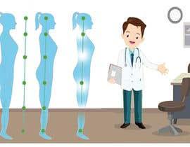 Nro 3 kilpailuun Ideal Posture Animation käyttäjältä dhurup25