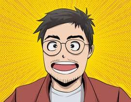 #50 untuk Turn me into an anime character oleh felixhadi