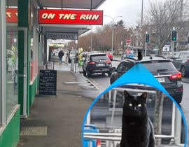 Nro 71 kilpailuun Photoshop Black Cat into an image. käyttäjältä Raiyan98
