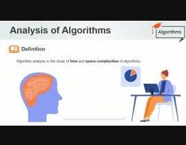 nº 34 pour Online course template (slide show) in adobe after effect par niloybanik084