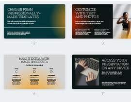 Nro 43 kilpailuun Plantilla PowerPoint käyttäjältä llacunavianca87