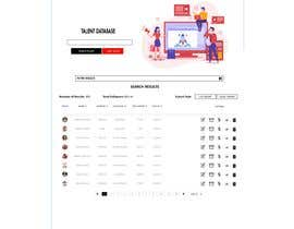 Nro 112 kilpailuun UI UX Design - Web System Page - DESIGN ONLY käyttäjältä ArtistGeek