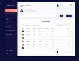 Nro 128 kilpailuun UI UX Design - Web System Page - DESIGN ONLY käyttäjältä ftRabby