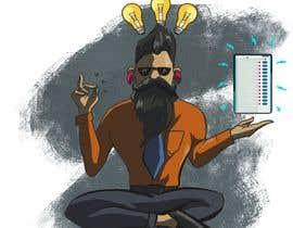 #14 untuk Design Cartoon Character oleh pixelenengineer