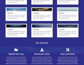 Nro 37 kilpailuun web design käyttäjältä nashHassan