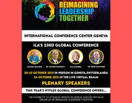 #72 untuk Separate Leaflet,  Conference Progam Ad for Book Release, and Concept Sheet oleh naeemarfankhan1
