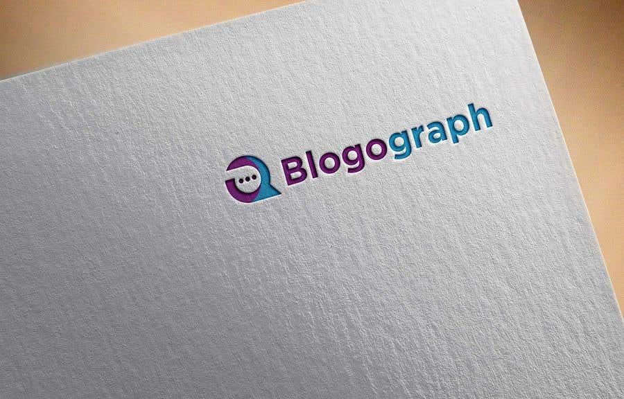 Penyertaan Peraduan #                                        24                                      untuk                                         Need a logo For my Blog Website
