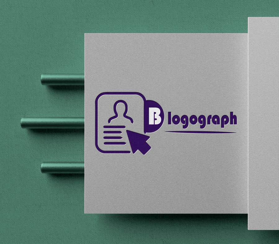 Penyertaan Peraduan #                                        23                                      untuk                                         Need a logo For my Blog Website
