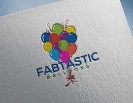 #200 untuk Logo for a balloon company oleh mercimerci333