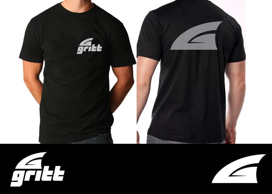 Inscrição nº                                         63                                      do Concurso para                                         Design a Logo for Gritt - a board sport apparel company