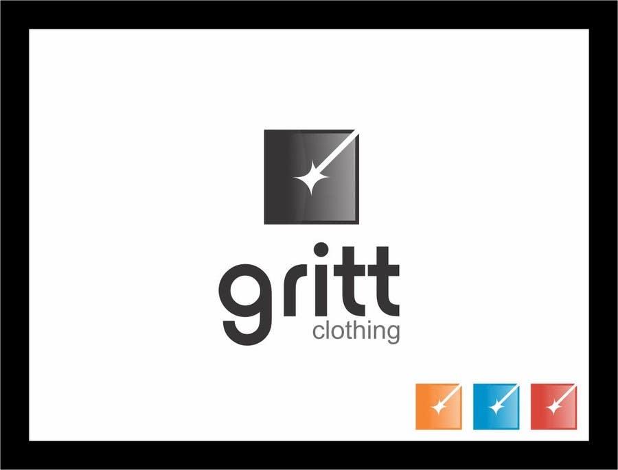 Inscrição nº                                         108                                      do Concurso para                                         Design a Logo for Gritt - a board sport apparel company