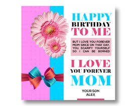 #47 for Desgin a card for Happy Birthday to Me af russellgd85