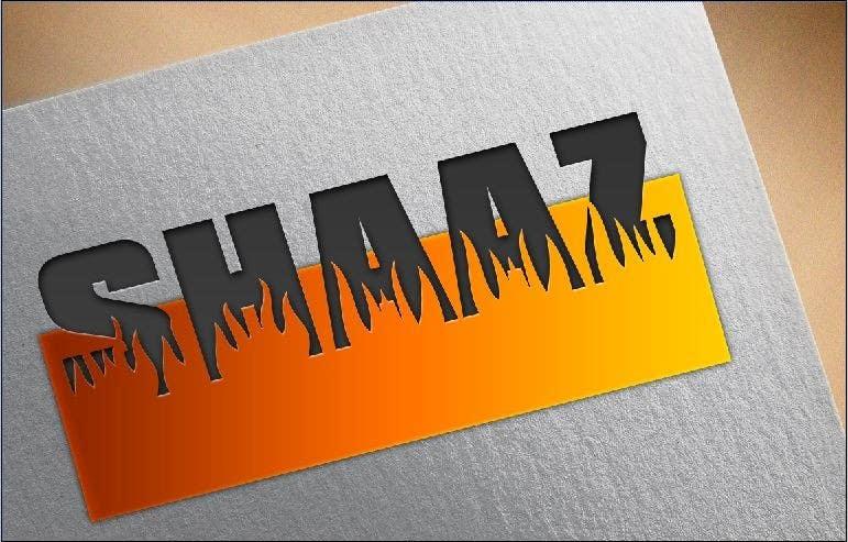 Konkurrenceindlæg #                                        44                                      for                                         Design a Logo for Shaaz -- 2